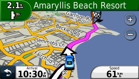 GPS Maps for Garmin Nuvi   GPS Travel Maps
