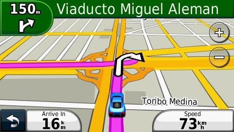Mexico GPS Map for Garmin | GPSTravelMaps com