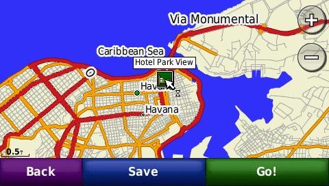 Carte Garmin Cuba.Cuba Gps Map For Garmin Gpstravelmaps Com
