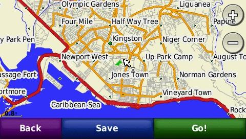 Jamaica GPS Map for Garmin | GPSTravelMaps com