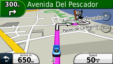Mexico GPS Map