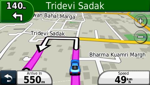 Nepal GPS Map for Garmin   GPSTravelMaps com