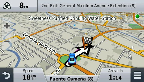 Philippines GPS Map for Garmin | GPSTravelMaps com