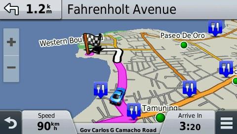 Guam GPS Map for Garmin | GPSTravelMaps com