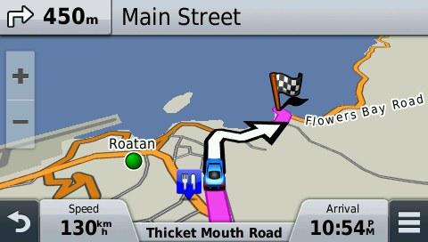 Honduras GPS Map for Garmin | GPSTravelMaps com