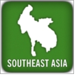GPS Map of Southeast Asia