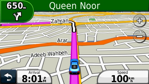 Saudi Arabia GPS Map