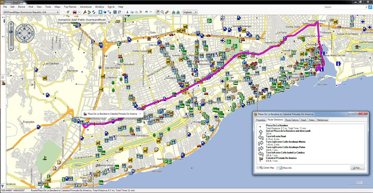 santo-domingo-dominican-republic-map - GPSTravelMaps.com on managua map, la romana map, yucatan peninsula map, san salvador map, el salvador map, la havana map, port au prince on map, saint-domingue map, jamaica map, dominican republic map, caribbean map, punta cana map, havana cuba map, san juan map, quito map, belmopan map, toronto map, haiti map, puerto rico map, caracas map,
