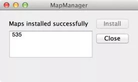 Installation step for Mac